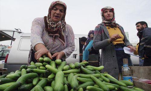 Pazar içinde pazar; Köylü pazarı