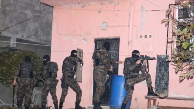 Pendik ve Sultanbeyli'nde  Şafak Operasyonunda Adres Krizi