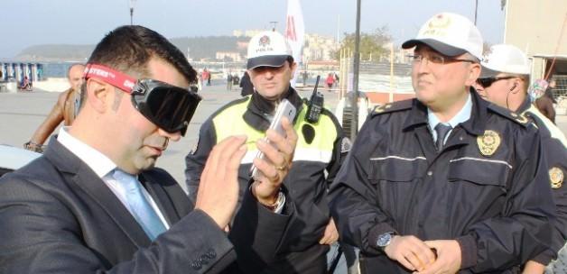 Polisten İlginç alkol uygulaması