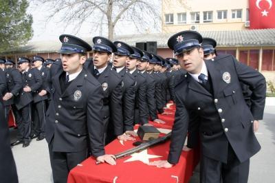 Polisler KPSS ile Alınacak!