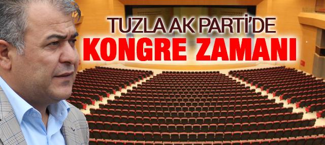 Ak Parti Tuzla'da Kongre Zamanı