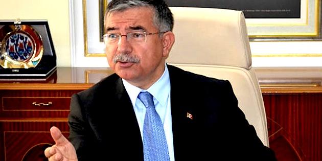 """Savunma Bakanı İsmet Yılmaz """"Dışa bağımlılık bitecek"""""""