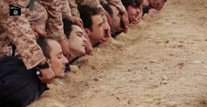 Kafa Kesen IŞİD Militanı Tıp Öğrencisi Çıktı