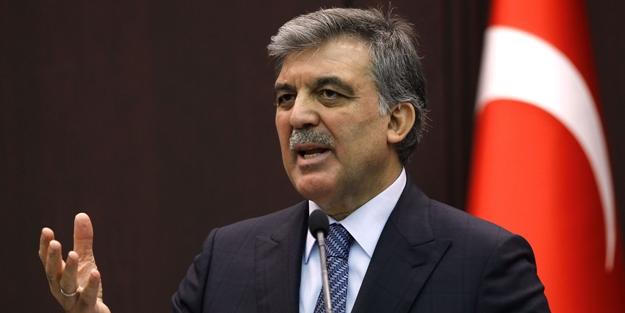 Abdullah Gül savcıya ifade verdi!