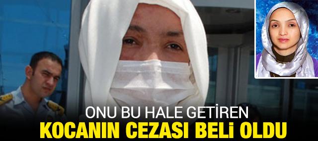 Tuzla'da Eşini Benzin Dökerek Yakan Kocanın cezası belli oldu
