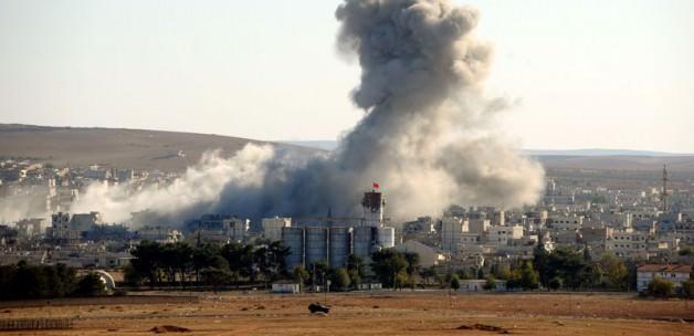 Kobani'de Son Durum, IŞİD'ten ağır saldırı