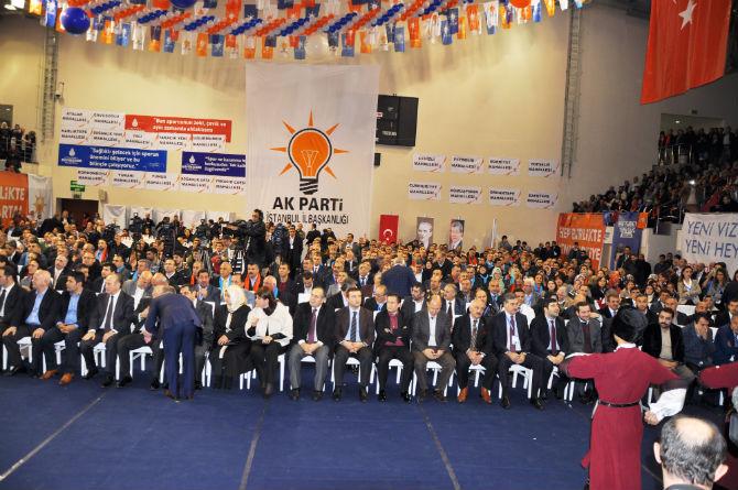 Ak Parti Kartal İlçe Kongresi Yapıldı