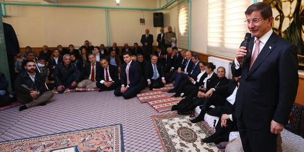 Alevilerin Davutoğlu'ndan talebi