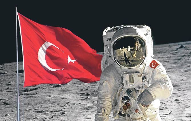 Türkiye Uzaya Astronot Göndercek!