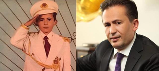 Resimde Gördüğünüz genç Tuzla Belediye Başkanı Şadi Yazıcı'nın Kendisi