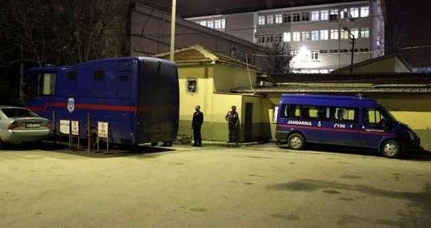 Eskişehir'de cezaevi isyanı! Çok Sayıda Yarılı var