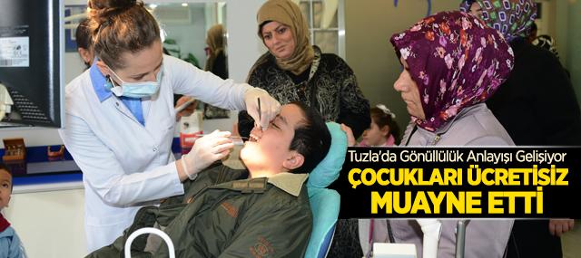 Tuzla'da Gönüllülük Anlayışı Gelişiyor