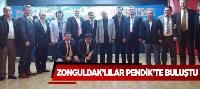 Zonguldak'lılar Pendik'te Buluştu