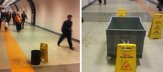 Kartal Metro İstasyonuna Kovalı Önlem
