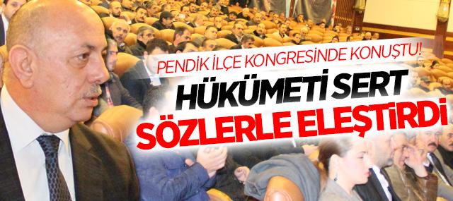 Durmuş Ali Torlak, Hükümete Yüklendi