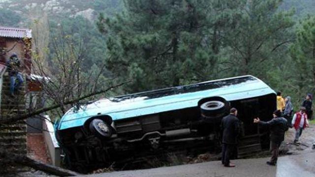Kartal'da Halk Otobüsü Kazası: 1 Ölü