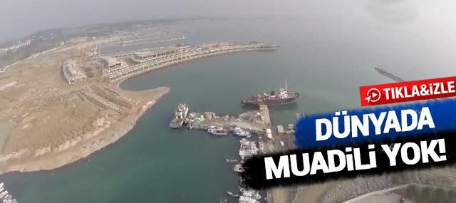Tuzla Marina Projesine Sayılı Günler Kaldı