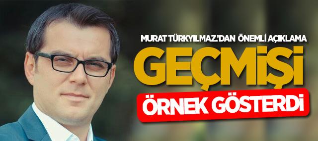 Murat Türkyılmaz'dan, Rüstem Kabil'e Destek