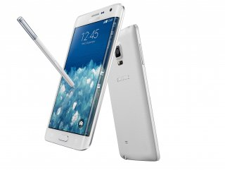 Samsung Galaxy Edge Türkiye'de Satışa Çıktı