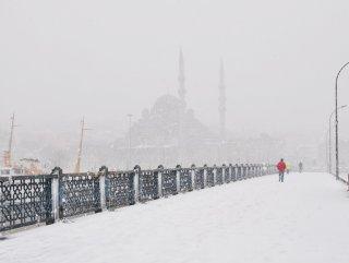 İstanbul'a Kar Ne Zaman Yağacak İşte Cevabı