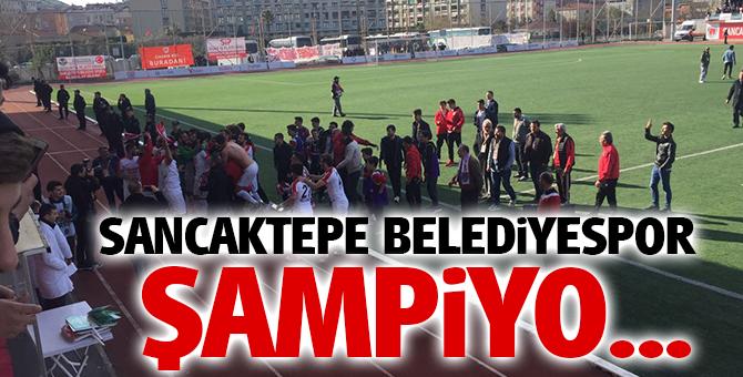 Sancaktepe Belediyespor şamiyo...