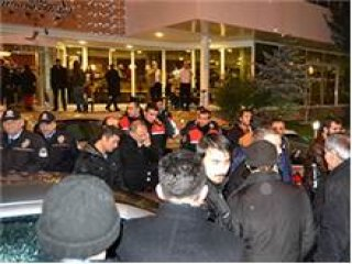 Ankara'da Rezil Olay!