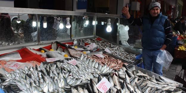 Yoğun Kar Yağışı Balık Fiyatlarını Uçurdu