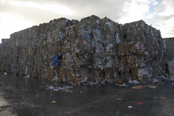 Kişi başı 340 kilo çöp ürettik