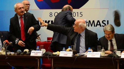 Kılıçdaroğlu'na ayakkabı atan kişi serbest
