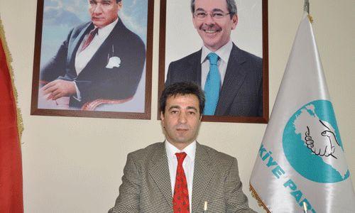 Türkiye Partisi Kartal´da Görev Değişikliği