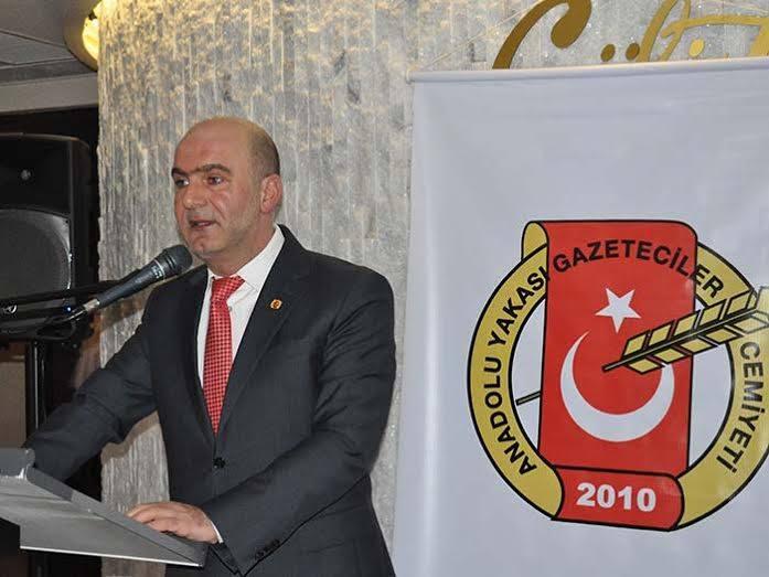"""Kahyaoğlu; """"Rüstem Kabil Hayırlı Olsun"""""""