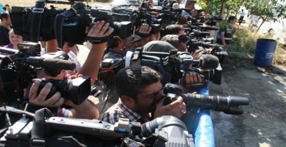 94 Gazeteci Meclis Gündeminde