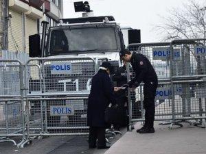 Cumhuriyet Gazetesine Yoğun Güvenlik Önlemi