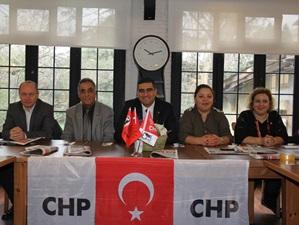 """CHP Pendik İlçe Başkanı Ercan """" Genel Seçime Hazırız"""""""