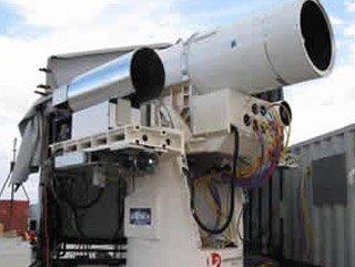 Yerli lazer silahının ilk prototipi hazır