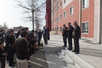 Ömer Çam AİHL Öğrencileri Dualarla Uğurlandılar