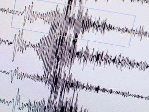 Bartın'da 3.6 Büyüklüğünde Deprem