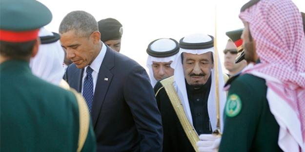 Çiçeği Burnunda Kral'dan Obama'ya düşük petrol teminatı