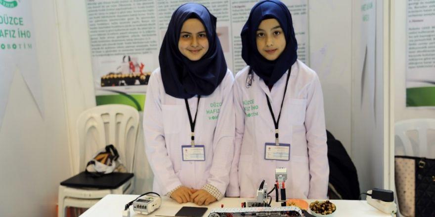 Çürük fındıkları ayıklayan robot geliştirildi