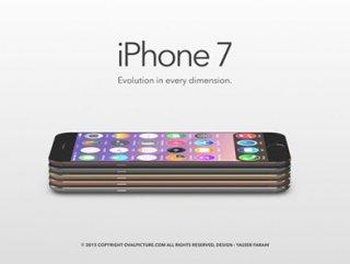 iPhone 7'nin yeni modeli