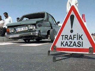 2014'te trafik kazaları 3 bin 494 can aldı