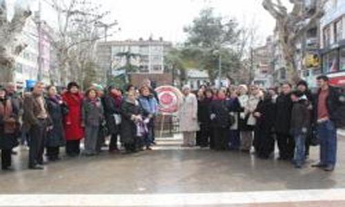 CHP Kadınları Gününde Unutmadı