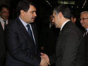 Vali Şahin'den Başkan Keskin'e Ziyaret