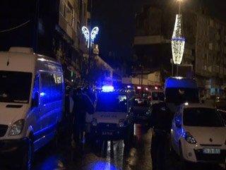 İstanbul'da Gece silahlı saldırı alarmı