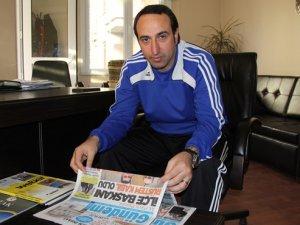 Tuzlaspor'un Başarılı Hocasından Gazetemize Ziyaret