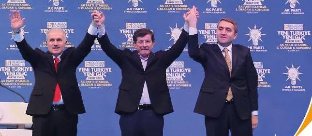 AK Parti İstanbul'da Selim Temurci Dönemi