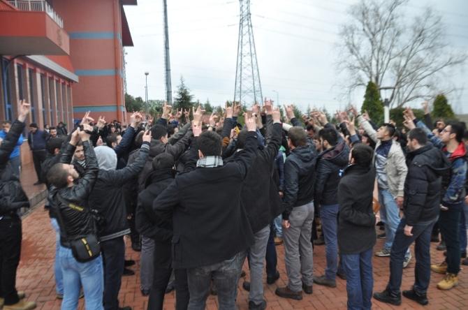 Sakarya Üniversitesi Arbede Çıktı
