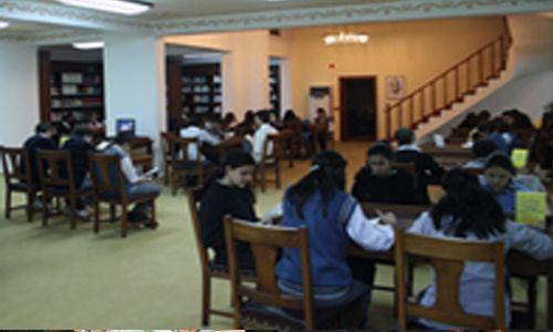 Kütüphane Gönüllüleri Projesi İlgi Çekiyor