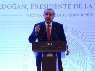 Erdoğan Twitter'dan açıklama yaptı