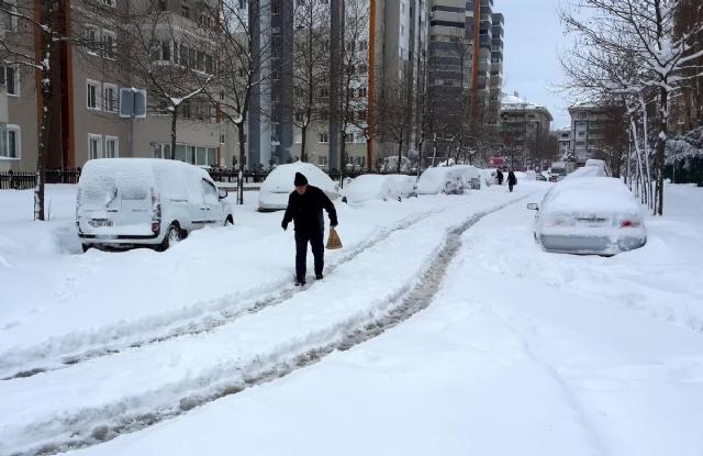 Son 28 Yılın Kar Rekoru Kırıldı!